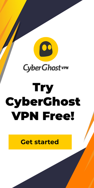 CyberGhostVPN free one day trial